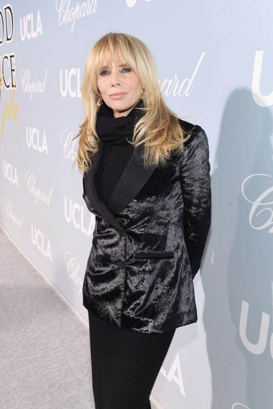 ROSANNA ARQUETTE at Hollywood for Science Gala in Los Angeles 02/21/2019