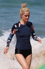 ROSE BYRNE in Bikini at Bondi Beach 02/07/2019
