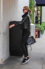 ROSIE HUNTINGTON-WHITELEY at Lancer Skin Care in Beverly Hills 02/01/2019