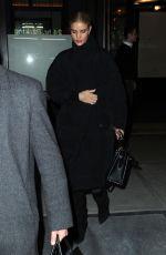 ROSIE HUNTINGTON-WHITELEY Leave Greenwich Hotel in New York0 02/08/2019