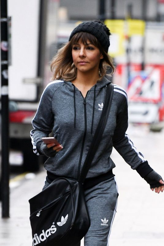 ROXANNE PALLETT Out and About in Manchester 01/28/2019