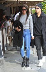 ROXY SOWLATY Out for Lunch in Beverly Hills 02/01/2019