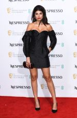 RUBY BHOGAL at Nespresso BAFTA Nominees Party in London 02/09/2019