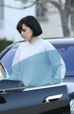 RUMER WILLIS Heading to a Gym in Los Angeles 02/11/2019