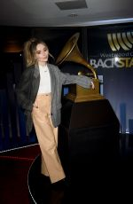 SABRINA CARPENTER at Westwood One Radio Roundtables for 2019 Grammy Awards in Los Angeles 02/08/2019