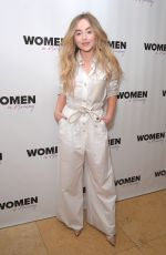 SABRINA CARPENTER at Women in Harmony Brunch in Los Angeles 02/07/2019