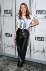 SADIE STANLEY at Build Series in New York 01/31/2019