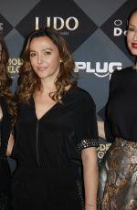 SANDRINE QUETIER at Top Model Belgium in Paris 02/03/2019
