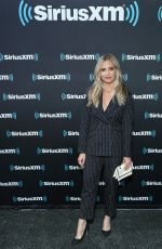 SARAH MICHELLE GELLAR at SiriusXM at Super Bowl LIII Radio Row in Atlanta 02/01/2019