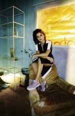 SELENA GOMEZ for Puma Cali Nubuck 2019 Campaign