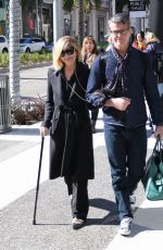 SELMA BLAIR and David Price Out in Los Angeles 02/19/2019