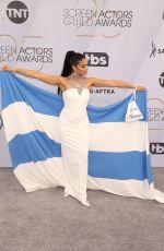 SHAKIRA BARRERA at Screen Actors Guild Awards 2019 in Los Angeles 01/27/2019
