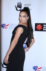 SHANINA SHAIK at American Australian Arts aAwards Dinner in New York 01/31/2019