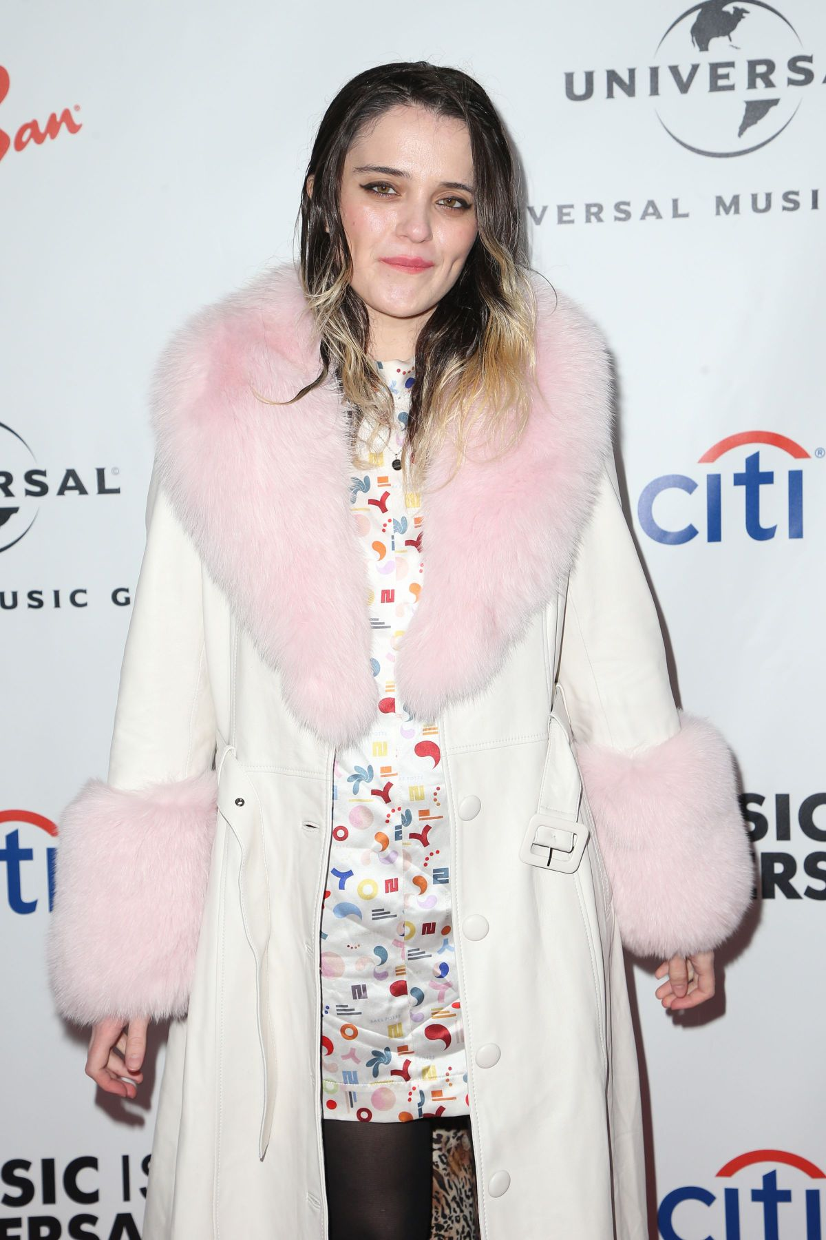 SKY FERREIRA at Universal Music Group Grammy After-party ...