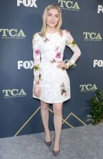 SKYLER SAMUELS at 2019 TCA Winter Tour in Los Angeles 02/06/2019