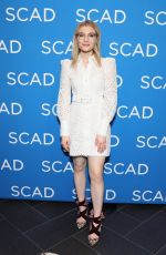 SKYLER SAMUELS at Scad Atvfest 2019 in Atlanta 02/08/2019