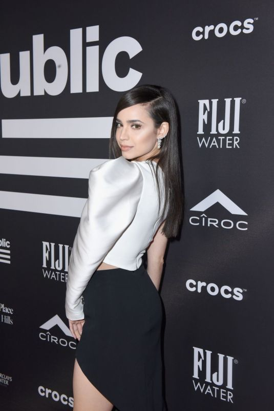 SOFIA CARSON at Republic Records Grammys After-party in Los Angeles 02/10/2019