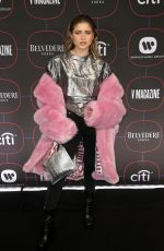 SOFIA REYES at Warner Music's Pre-Grammys Party in Los Angeles 02/07/2019
