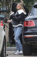 SOFIA RICHE Out for Lunch at Cafe Habana in Malibu 02/04/2019