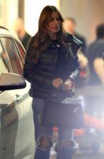 SOFIA VERGARA Leaves E Baldi in Beverly Hills 02/20/2019