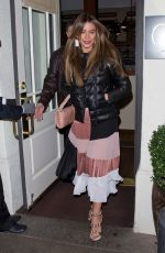 SOFIA VERGARA Out in Beverly Hills 02/09/2019
