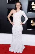 SOPHIE HAWLEY-WELD at 61st Annual Grammy Awards in Los Angeles 02/10/2019