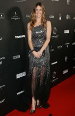 SOPHIE THALMANN at Globe of Crystal Photocall in Paris 02/04/2019