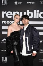 SOPHIE TURNER at Republic Records Grammys After-party in Los Angeles 02/10/2019