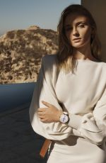 SOPHIE TURNER for Louis Vuitton Tambour Horizon Campaign, February 2019