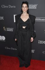 ST VINCENT at Clive Davis Pre-grammy Gala in Los Angeles 02/09/2019