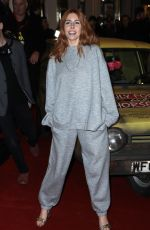 STACEY DOOLEY at Only Fools and Horses Musical Press Night in London 02/19/2019