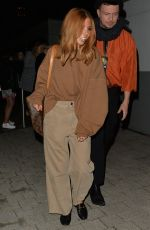 STACEY DOOLEY Leaves Strictly Come Dancing Live in London 02/08/2019