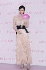 SULLI at Estee Lauder Fashion Photocall in Seoul 02/13/2019