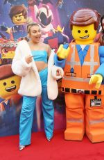 TALLIA STORM at The Lego Movie 2: The Second Part Premiere in London 02/02/2019