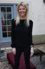 TARA REID Out for Lunch at Ivy Restaurant in West Hollywood 01/31/2019