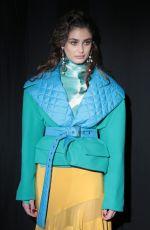 TAYLOR HILL at Prabal Gurung Fashion Show in New York 02/10/2019