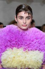 TAYLOR HILL at Tomo Koizumi Show at New York Fashion Show 02/08/2019