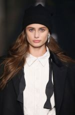 TAYLOR HILL at Zadig & Voltaire Runway Show in New york 02/11/2019
