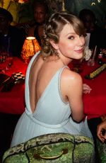 TAYLOR SWIFT at Vogue and Tiffany & Co Fashion and Film Party in London 02/10/2019