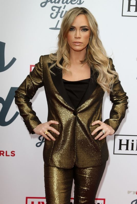 TEDDI MELLENCAMP at Steven Tyler's Grammy Awards Viewing Party in Los Angeles 02/10/2019