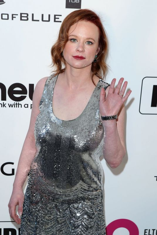Thora Birch At The Book Of Mormon Premiere In Los Angeles