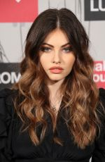 THYLANE BLONDEAU at Naked Heart Foundation Fabulous Fund Fair at London Fashion Week 02/18/2019
