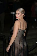 TIGERLILY TAYLOR at Late Fabulous Fund Fair at London Fashion Week 02/18/2019