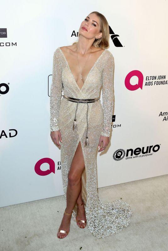 TORI PRAVER at Elton John Aids Foundation Oscar Party in Hollywood 02/24/2019