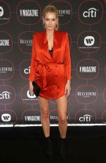 TORI PRAVER at Warner Music's Pre-Grammys Party in Los Angeles 02/07/2019