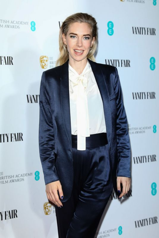 VANESSA KIRBY at Vanity Fair EE Rising Star Party in London 01/31/2019