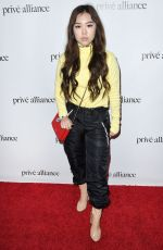 VICKI CHEN at Prive Alliance LA's Fashion Presentation in Los Angeles 02/26/2019