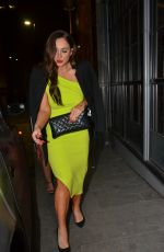 VICKY PATTISON at Neighborhood Bar and Restaurant in Manchester 02/22/2019