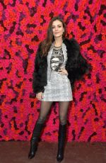 VICTORIA JUSTICE and MADISON REED at Alice + Olivia Fashion Show at NYFW in New York 02/11/2019
