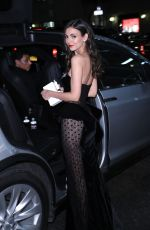 VICTORIA JUSTICE Leaves Plaza Hotel in New York 02/06/2019